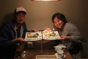 10th Wedding Anniversary & Happy Birthday
