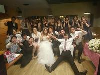 結婚式シーズン到来,長浜で二次会するならMAISONN DE FEU