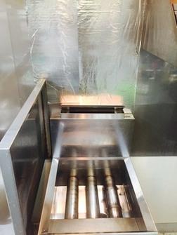 肉割烹はなれ彦根店 毎月開催される 掃除コンテスト 目指せAランク