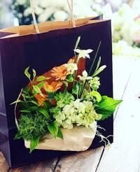 【6月開催】大好評花家flor×月家フラワーアレンジメント教室、定員間近!