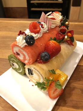 【今年も大人気】aix cafeクリスマスケーキ【残りわずか】