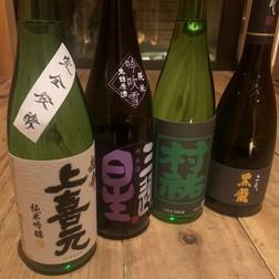 【柊家はなれ彦根店】是非お勧めしたい...焼酎・日本酒入荷しました!