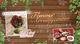 【月家×花家flor共同企画】クリスマスに向けたフラワーアレンジメント教室