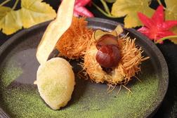【10月情報解禁】『秋フェア開催』味覚はもちろん視覚でも楽しむ限定メニュー