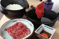 【燈道はなれ長浜店】近江牛を楽しんでいただけるはなれのコース料理